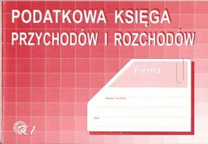 KPiR Księga Przychodów i Rozchodów